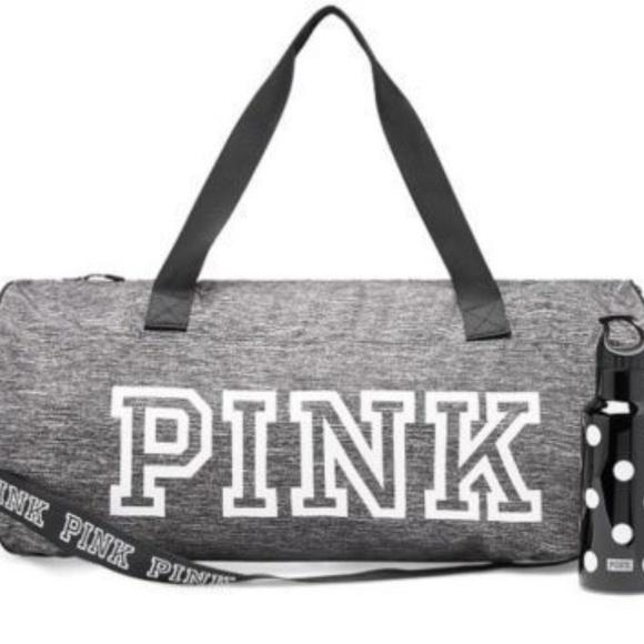NEW Victoria s Secret PINK FRIDAY 2018 Gym Bag Duf 39c6cf3d13b23